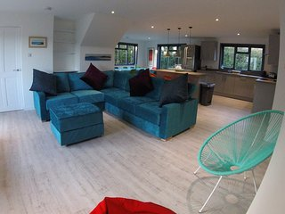 5 Bedroom Coastal Home at Daymer Bay