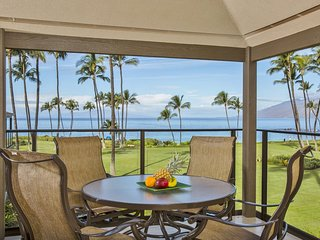 Wailea Elua Oceanfront, Available Christmas 2017 (Dec 16-27), Totally Renovated!