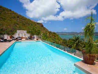 Radiant 3 Bedroom Villa in Terres Basses, St. Maarten-St. Martin