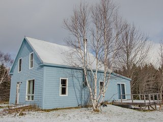 Cape Breton Farmhouse Lodging on the Cabot Trail, Birch Plain