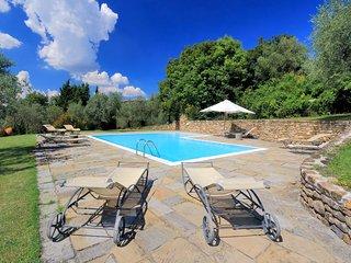 Villa La Collina, Montefiridolfi