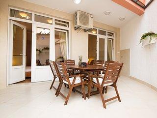 Apartments Sofija - One-Bedroom Apartment (4 Adults + 1 Child) 7/8, Becici