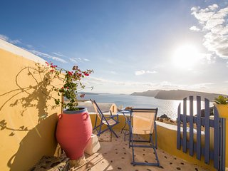'The Annouso' villa in Oia