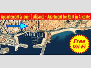 Alicante - beautiful apartment by the beach.