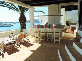 Casa Sea View - 5 Bedroom Villa - Marina Botafoch - Talamanca Beach 0.2km, Ibiza Ciudad