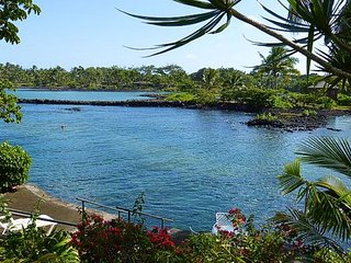 Snorkeling Paradise With Lagoon Right Out the Back Door