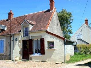 Maisonnette cosy à proximité de la Charité sur Loire, La Charité-sur-Loire