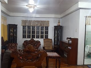 2-BR Main House at Carlos Residence in Baguio