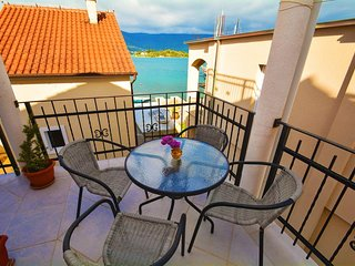 Apartments Bella di Boka - Comfort One Room  Apartment with Balcony and Privat