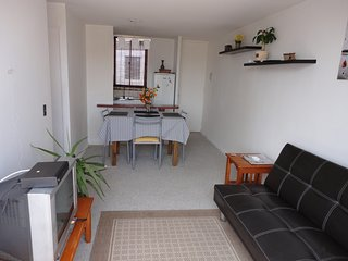 Apartamento Full equipado frente a Playa La Herradura de Coquimbo