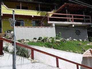 Casa na Praia com Passeio de Lancha, Angra Dos Reis