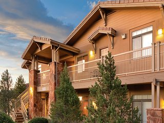 Red Rock Sunsets – Wyndham Sedona 2-Bedroom Condo - F1
