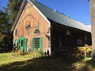 Rustic Vermont Farm Near Jay Peak, Montgomery Center