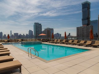 New York 2 Bedroom Suite Facing Manhattan Skyline, Jersey City