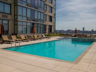 New York Area Ultra Modern 2 Bedroom Suite, Jersey City