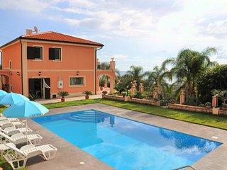 Villa 'Gramati' Taormina...meravigliosa piscina privata