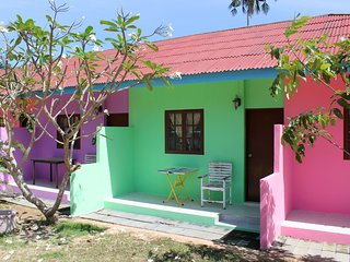 Bang Po Tropical Bungalow 50m to Beach