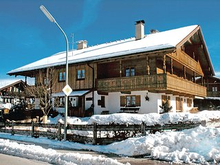Ferienhaus Eberle #5517.3, Benediktbeuern