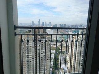 2br apartment Riverview Vinhomes Central Park