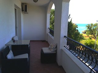 Spacious Sea View Apartment in Przno, Sveti Stefan/ Budva