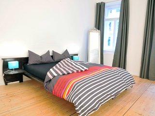 Moderne Wohnung im Altbau 'Doris'