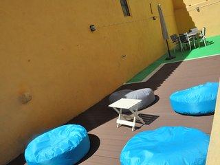 Carte Blanche apartments - Duplex Cardal terrasse