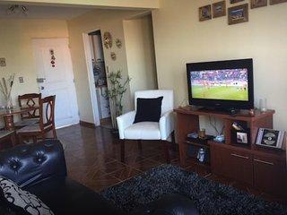 Apartamento Terramar + Parking + Wi-Fi, Playa amarilla, Con Con, Chile