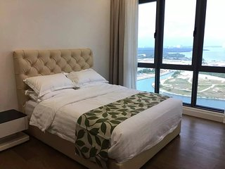 Sea View Puteri Harbour High Floor condo, Johor Bahru