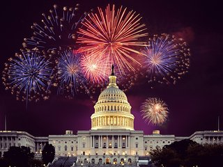 Fabulous July 4th at Wyndham National Harbor/4 nights/2 bdrm deluxe/July 1-5, Alexandria