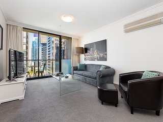 StayCentral on Kavanagh - Bayviews pool tennis gym. Nr Casino shops restaurants, Melbourne