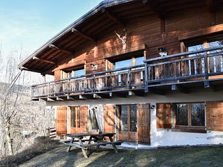 Fabulous, Authentic Chalet in Megeve