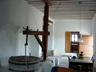 Ancient watermill built in 1750 and totally renewed in 2000 (Andalucia)