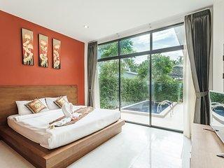 2 BR - Boutique Private Pool Villa - Siam Style (2SI)