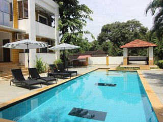 Luxury 2 BHK Pool Facing Apartment in Anjuna - B1