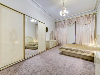 Stylish 5-room apartment in the center near the metro, St. Petersburg