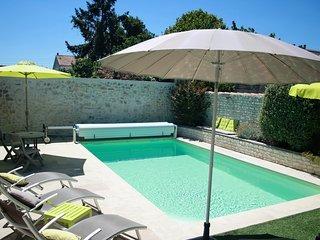 La maison d'a cote - La Rochelle Centre - Piscine Chauffee