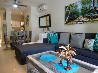 'LAS PALMAS' ini ALIZES - relaxing 1 BR by COCO BEACH