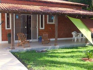 Casa tradicional para familias e amigos
