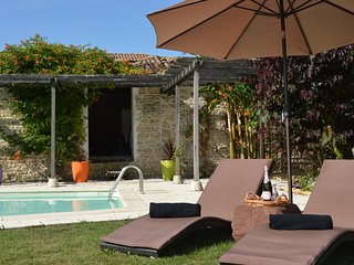 La Batonniere , an 18th century farmhouse  offering 21st century convenience