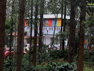 The Inchara Hill View HomeStay-Off Road Drive or Trek