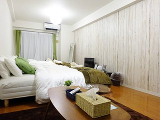 ☆New☆7 min to TokyoTower near Roppongi【FreeWifi】