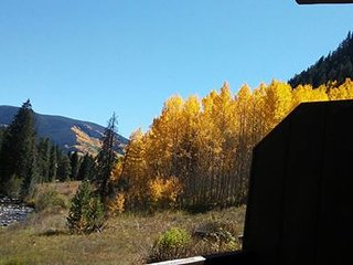 Vail  Secluded Cabin, one of a kind views!