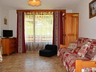 DRYADE studio apartment for 4 people; ref. number : 408/084 Studio + sleeping corner 4 persons, Le Grand-Bornand