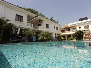 Luxury 2 bedroom Row House at Casa Azure, Calangute - RW 4