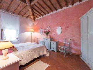 Agriturismo Podere Torricella- Rosa e ginepro-, Montagnana Val di Pesa