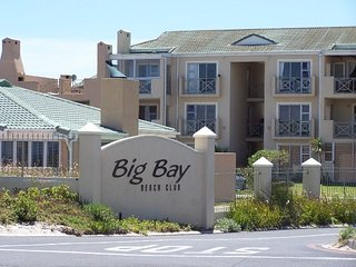 Big Bay Beach Club (2 bedroom) - Bloubergstrand204, Melkbosstrand