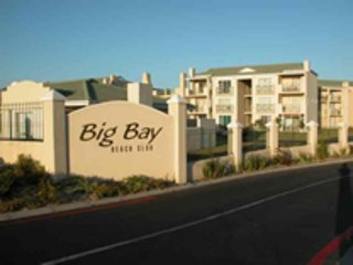 Big Bay Beach Club (2 bedr) - Bloubergstrand(180), Melkbosstrand
