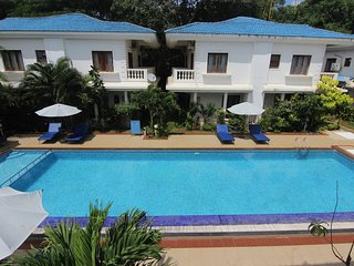 Luxury 2 bedroom Row House at Casa Azure, Calangute/Candolim, Goa - RW 7