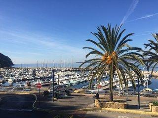 Gérer appartement de standing pleine vue mer, Saint-Cyr-sur-Mer