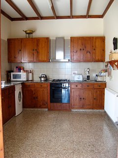 Separate Kitchen